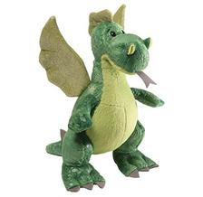 GUND Ember 绿色闪光魔法龙玩具 高25cm*2 179元包邮(需用码)