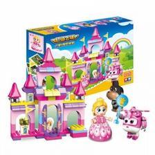 当当网商城 AULDEY奥迪双钻 超级飞侠小爱与皇家城堡中积木拼插玩具129元包