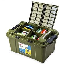 ¥159 GREAT LIFE 汽车储物箱 55L 绿色