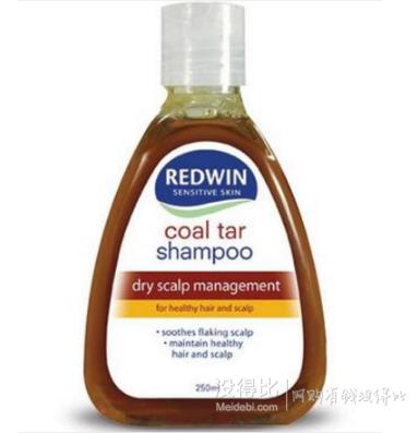 Redwin 煤焦油洗发水 250ml(去屑止痒)