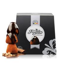 德菲丝 纯可可脂 松露形巧克力 1kg 法国产 69元包邮 送萌熊1个