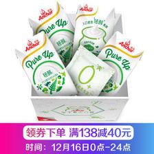 16日0点、新品发售:安佳(Anchor) 轻醇 巴氏杀菌热处理 风味发酵乳 4包 39.9