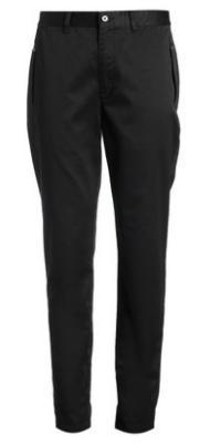 双12好价!TRENDIANO纯色纯棉休闲裤长裤3HC4064010 150元包邮150元