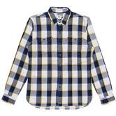 经典格纹!Levi's李维斯男式长袖衬衫19573-0043 210元包邮
