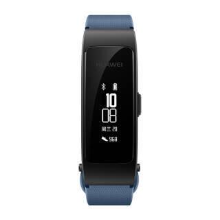 新品预约:华为(HUAWEI) B3 蓝牙智能手环青春版蓝色 499元包邮(0元预约)