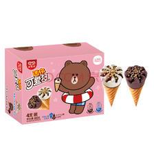 限地区: 和路雪 迷你可爱多 香草巧克力口味 20g*4支 10.8元,可199-100