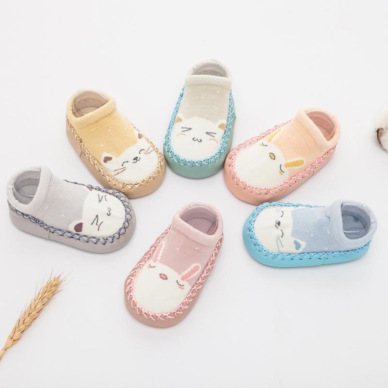 ¥10.6 宝宝地板袜 学步袜