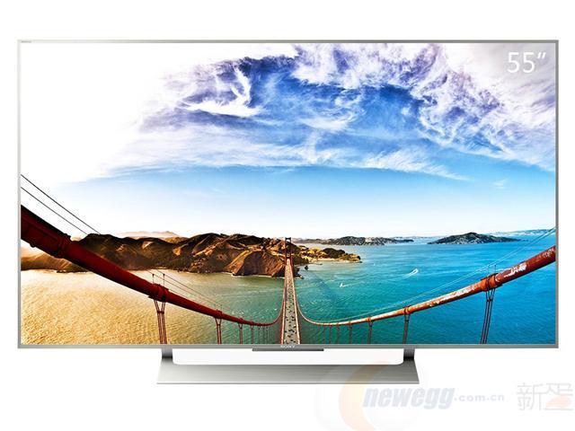 SONY 索尼 KD-55X9000E 55英寸 4K液晶电视 包邮(需用码)6859元