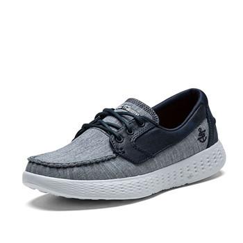 亚马逊中国 Skechers斯凯奇 女士轻质休闲船鞋239.6元(下单4折码后)
