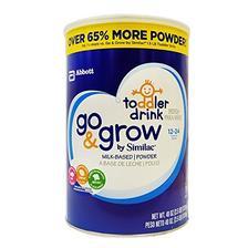 ¥249 美国Abbott 雅培 Similac 成长发育3段(12-24个月)婴幼儿奶粉 40盎司(1130g)(品