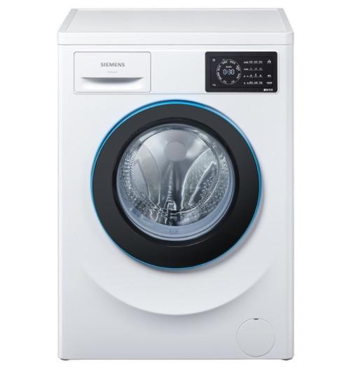SIEMENS 西门子 XQG70-WM10L2607W 7公斤 变频 滚筒洗衣机¥1998