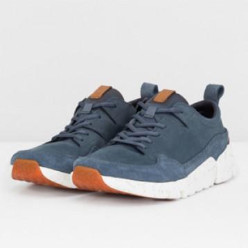 新款限尺码!Clarks 其乐 TriActive Run 三瓣底复古运动鞋 3.6折 直邮中国 ¥428.94