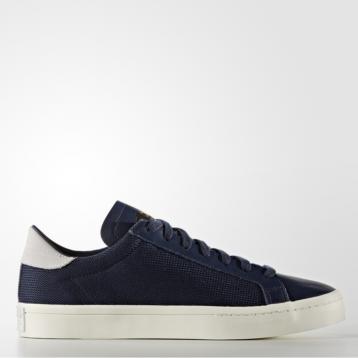 经典休闲板鞋 阿迪达斯Adidas CourtVantage 聚划算超低价 6.7折 ¥279