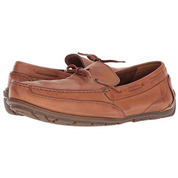 休闲舒适!Clarks其乐Benero Edge男鞋 $48.00(到手约¥484)