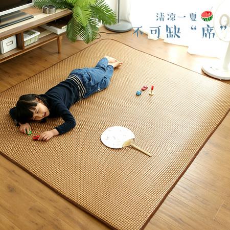 LHorse 亮马家 定制日式藤席 80*180cm 送藤席坐垫 ¥50