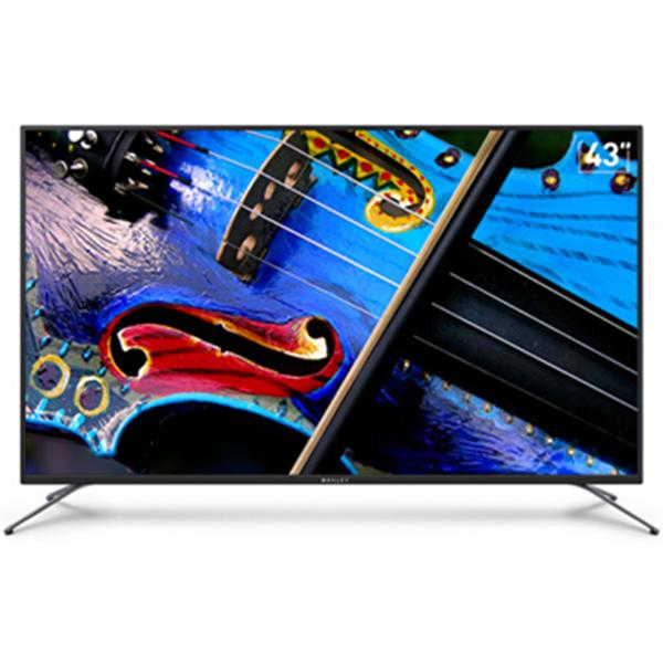 超薄机身!微鲸43D2FA液晶平板电视机 包邮1798元