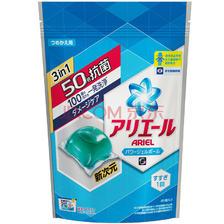 日本进口 碧浪 机洗专用洗衣凝珠 20颗/袋 非洗衣液(新旧包装随机发货) *2