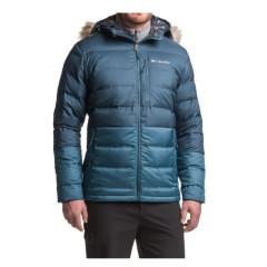Columbia Sportswear 哥伦比亚 North Protection Omni-Heat® Down Hooded 700蓬男士羽绒服