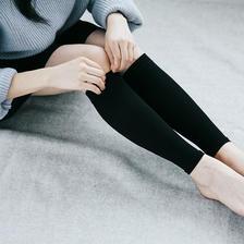 网易严选 压力感小腿袜 蜂巢编织工艺 紧致不勒 ¥19