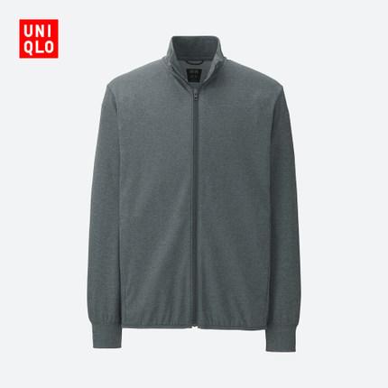 UNIQLO 优衣库 DRY-EXUltraStretch拉链茄克180713 99元