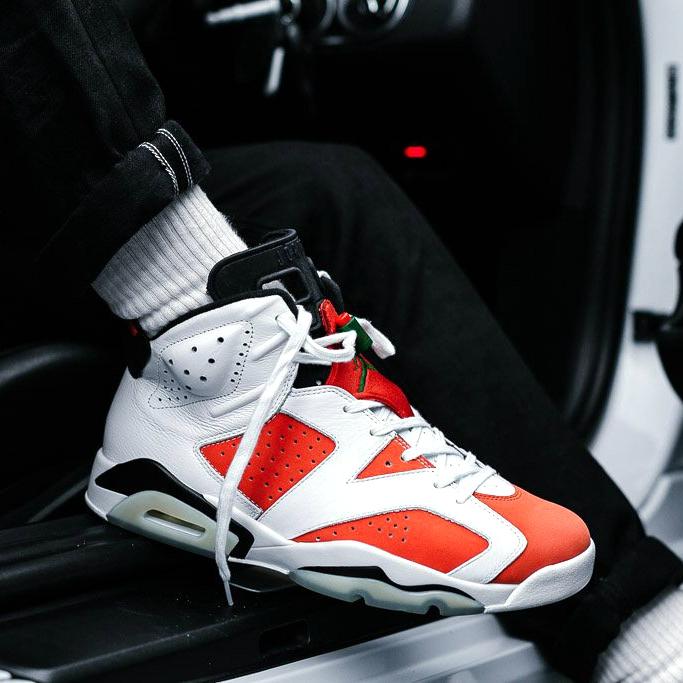 佳得乐!Air Jordan VI 耐克官网1399元有售