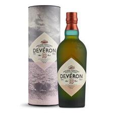 DEVERON 德弗伦 18年单一麦芽威士忌酒 700ml +凑单品 656.88元