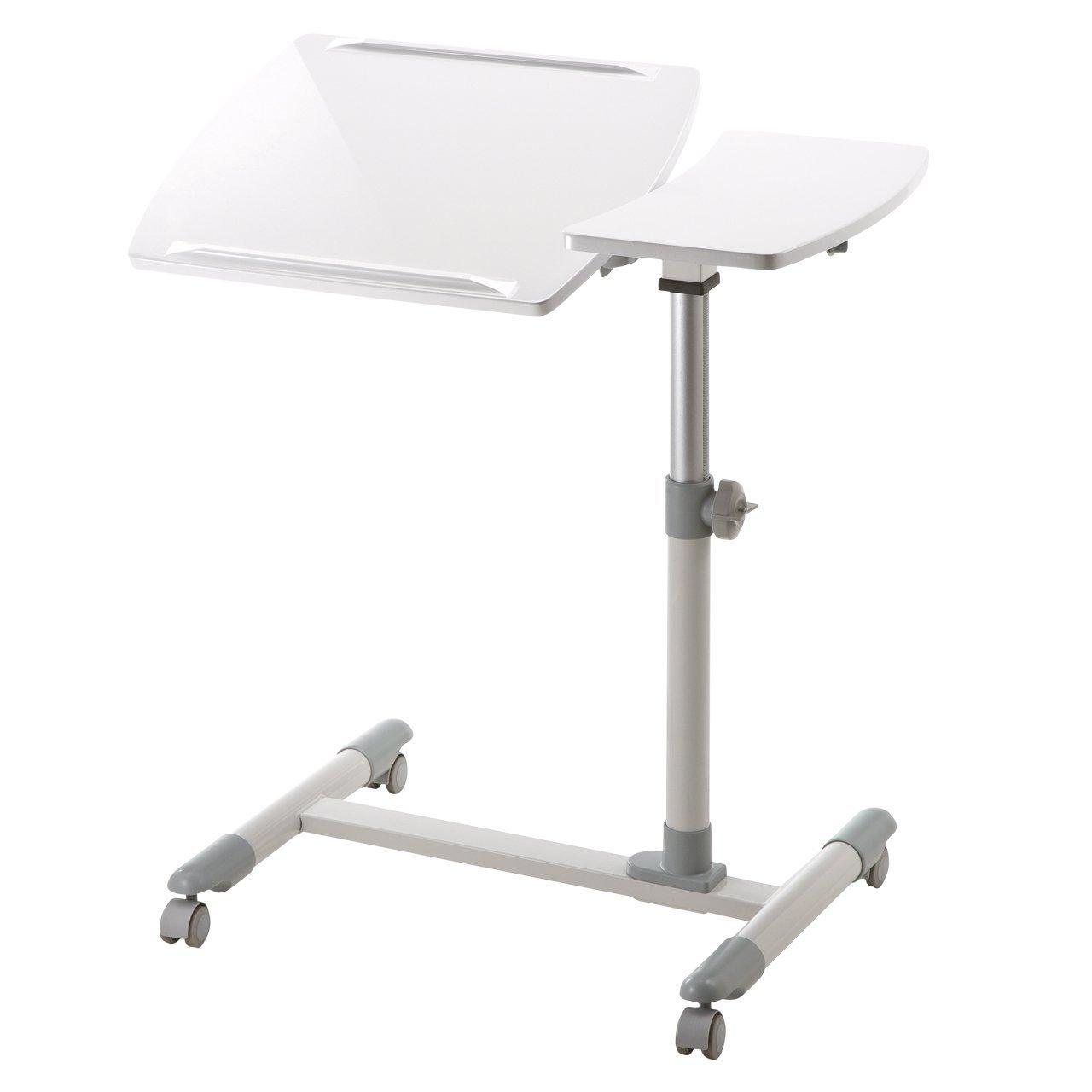 小巧便捷!山业 懒人桌 床边桌 笔记本升降多功能桌 DESK040 好价起包邮(需用码)229元