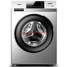 ¥2297 SANYO三洋 WF100BIS565S 10公斤 变频滚筒全自动洗衣机