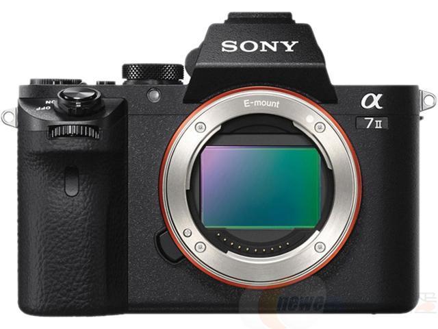 SONY 索尼 ILCE-7M2 全画幅无反相机 包邮(立减)7300元