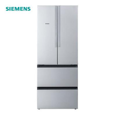 SIEMENS 西门子 BCD-442WKM48EA60TI 442升 多门冰箱(风直冷,15KG/天) 包邮5694.1元