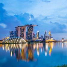 天猫 上海-新加坡6日4晚自由行2399元/人起 含春节班期