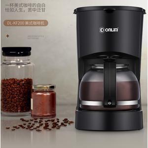 东菱(Donlim) DL-KF200 全自动美式滴漏式咖啡机¥59