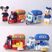 $4.38 / RMB28起 直邮中美 Tomica Disney 联名多款角色 玩具车热卖
