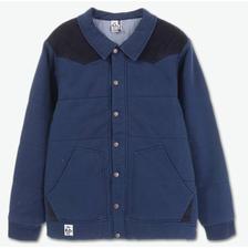 加厚款!CHUMS Nebo Insulated Jacket男士休闲夹棉外套 150元包邮(需用券)