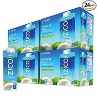 $20.25 ZICO Premium椰子水 8.45 fl oz 24瓶