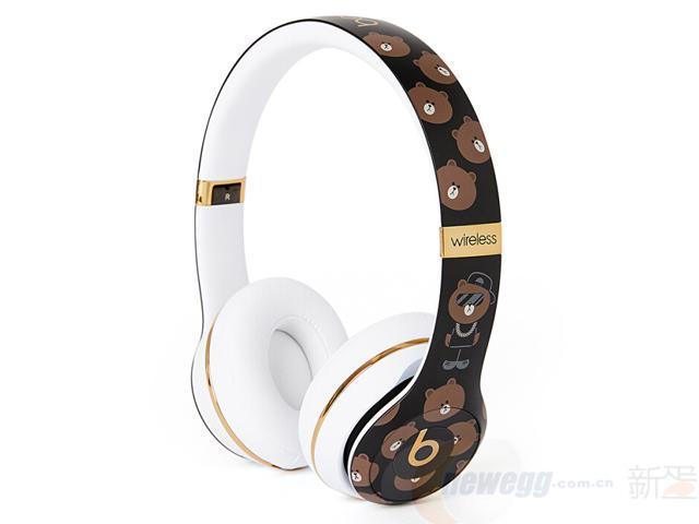 Beats Solo3 LINE FRIENDS款 无线蓝牙头戴式耳机耳麦 包邮(多重优惠)2208元