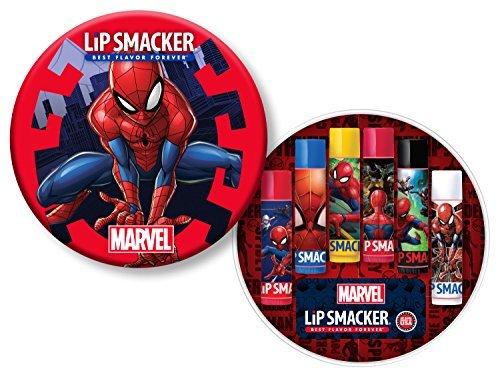 LIP smacker 蜘蛛侠限量唇膏礼盒装Prime会员凑单到手约¥92.27