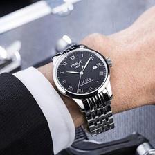 天梭(TISSOT) 力洛克系列 T006.407.16.033.00 男款机械腕表 ¥2329