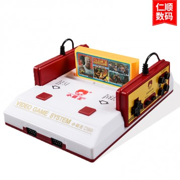 童年的回忆!subor小霸王D99电视游戏机 多套餐可选 3.3折 ¥723.3折¥72