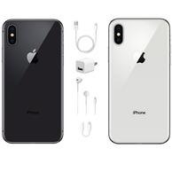 Apple iPhone X 64GB无锁版全面屏智能手机  990美元约¥6353