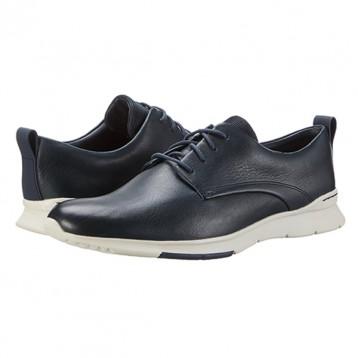 Clarks 其乐 Tynamo 男士真皮系带休闲鞋 亚马逊海外购 2折 直邮中国 ¥255.55