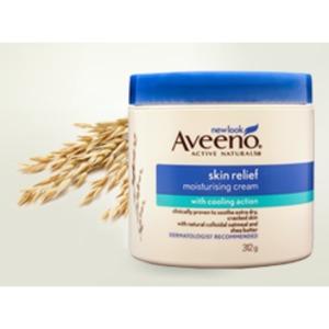 Aveeno 纯天然燕麦 皮肤舒缓保湿润肤霜 312g