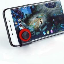 当当网商城 BaaN 王者荣耀 游戏手柄 安卓苹果手机走位神器摇杆 黑红色19.9元
