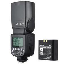 Godox 神牛 V860-II 2.4G无线引闪 TTL高速锂电闪光灯(尼康、佳能)  券后808元