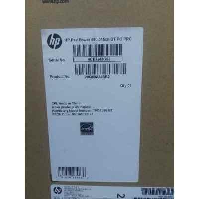 ¥4699 惠普(HP)光影精灵580-055cn游戏台式机