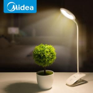 美的 LED可充电夹式台灯 包邮 同款京东158元39元