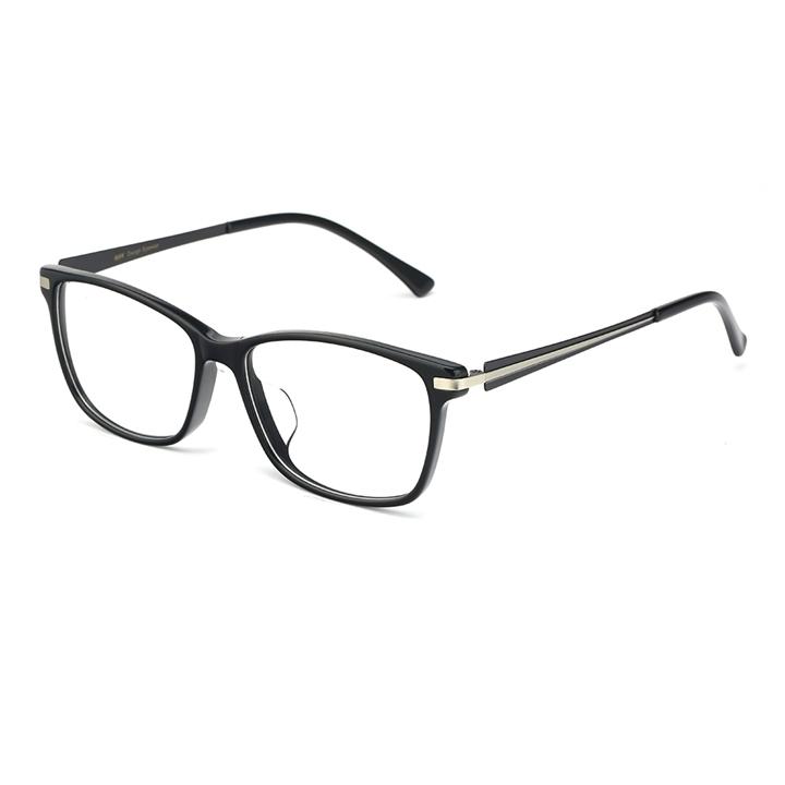 HAN HD4956 板材 光学眼镜架 + 1.60翡翠绿膜非球面树脂镜片 89元包邮(需用码)