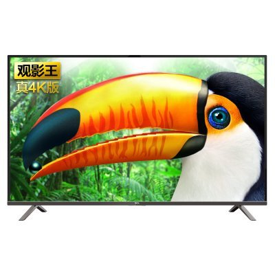 TCL D55A620U 55英寸观影王4K版安卓智能LED液晶电视¥2599