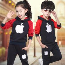 ¥33.9 儿童长袖 运动服 卫衣两件套B799-1