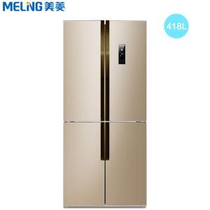 美菱 BCD-418WPCX 四门双开变频冰箱 风冷无霜 包邮 低于双12价3199元